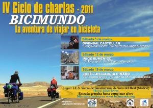 Cartel charlas 2011